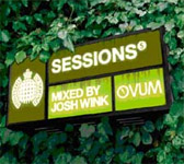 Sessions mixed by Josh Wink