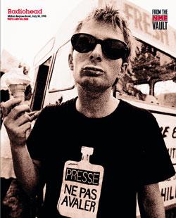 Thom en NME - 24.07.07