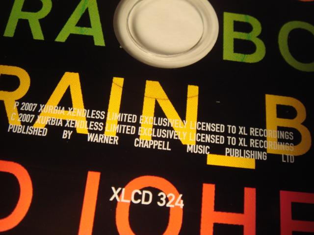 Primeras copias de In Rainbows