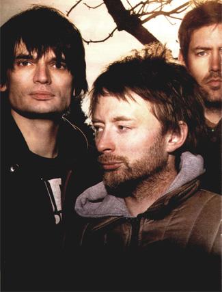 Jonny, Thom y Ed