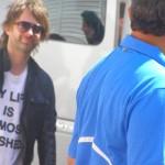 Radiohead llega a Chile