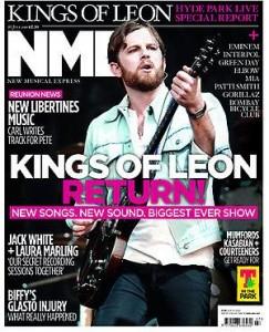 Philip en la NME de esta semana