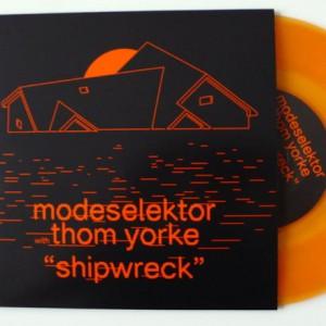 """Lanzamiento: """"Shipwreck"""" de Modeselektor y Thom Yorke"""