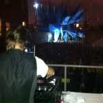DJ Set de Atoms for Peace en el Warm Up 2012