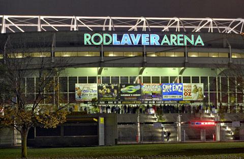 Gira 2012: Rod Laver Arena, Australia (día 1)