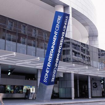 Gira 2012: Sydney Entertainment Centre, Australia (día 1)