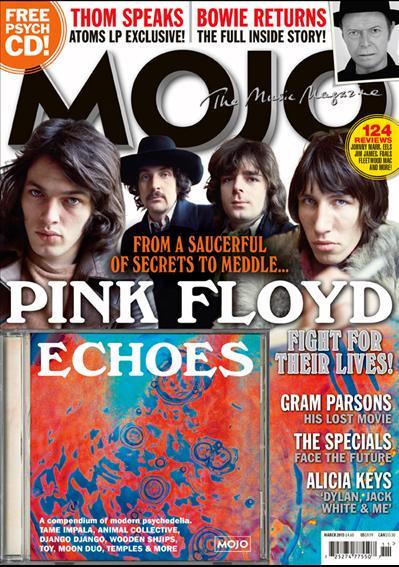 cubierta MOJO Mag Feb 2013