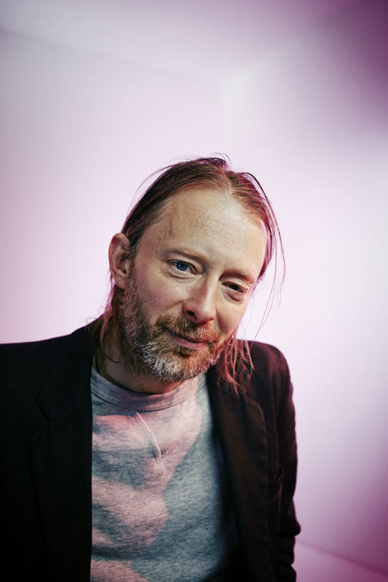 Phil Fisk para The Observer
