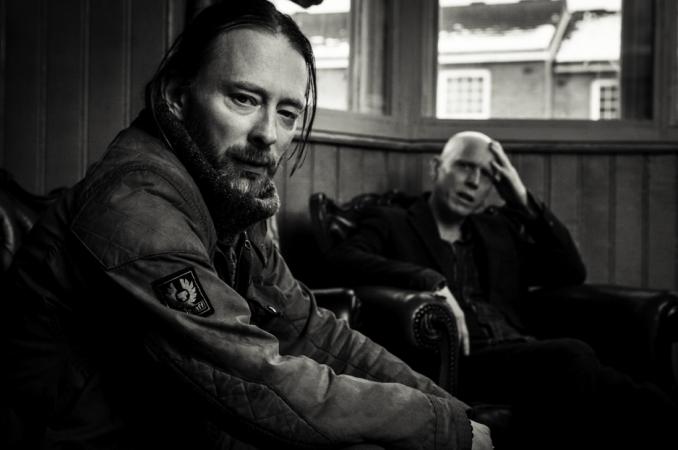Fisión extraña - entrevista a Thom Yorke y Stanley Donwood para Filter Mag