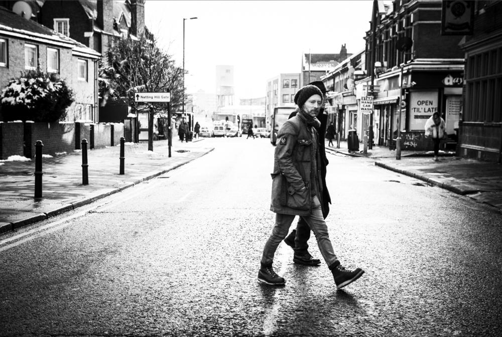 Fisión extraña: entrevista a Thom Yorke y Stanley Donwood