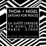 La Gaîté Lyrique, París, Francia (Thom & Nigel)