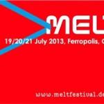 Gira AFP: Melt! Festival, Berlín