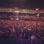 Gira AFP: Lotto Arena, Bélgica