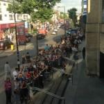 Gira AFP: The Roundhouse, Londres (día 3)