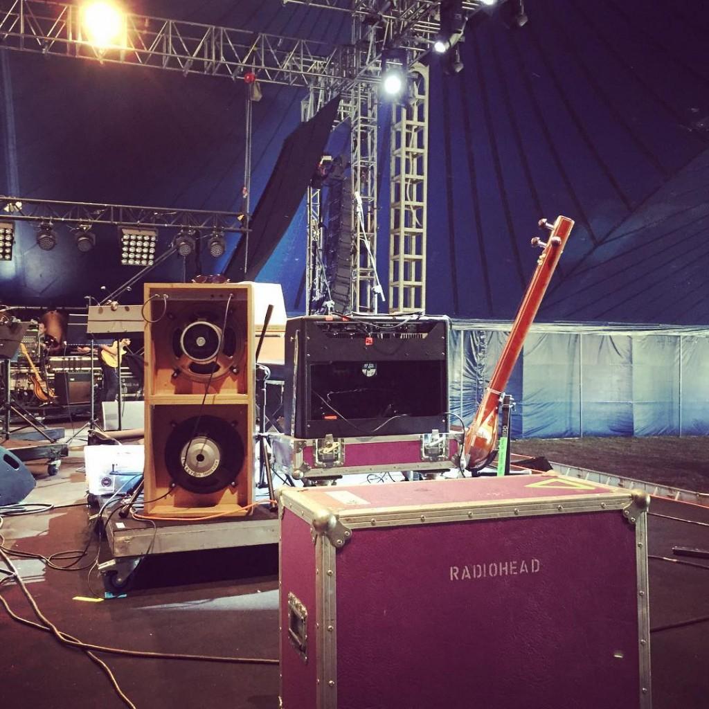 Open'er Festival, Polonia (Jonny Greenwood)