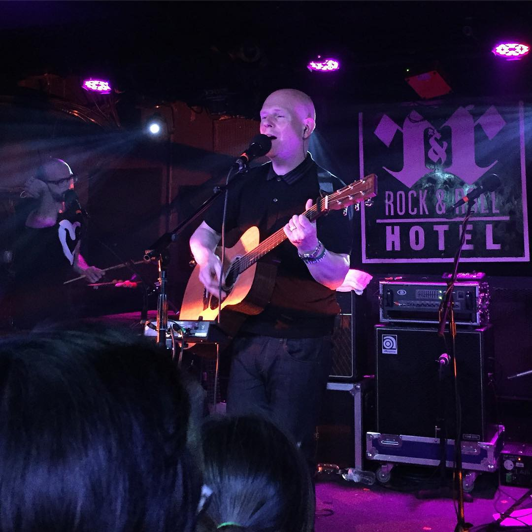 Rock and Roll Hotel, Washington DC (Philip Selway)