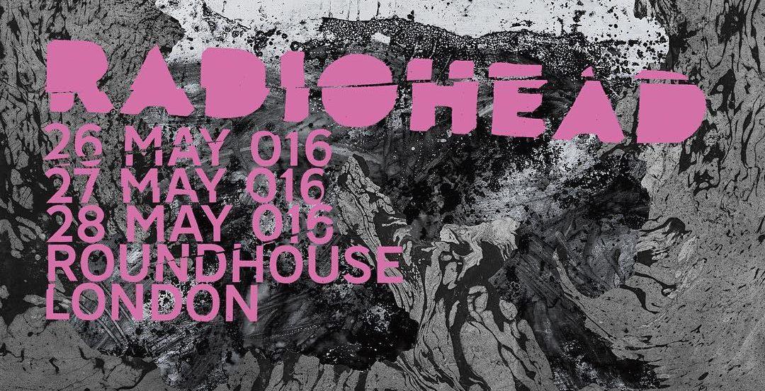 Gira 2016: Roundhouse, Londres (día 1)
