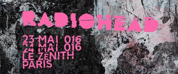 Gira 2016: Le Zenith, París (día 1)