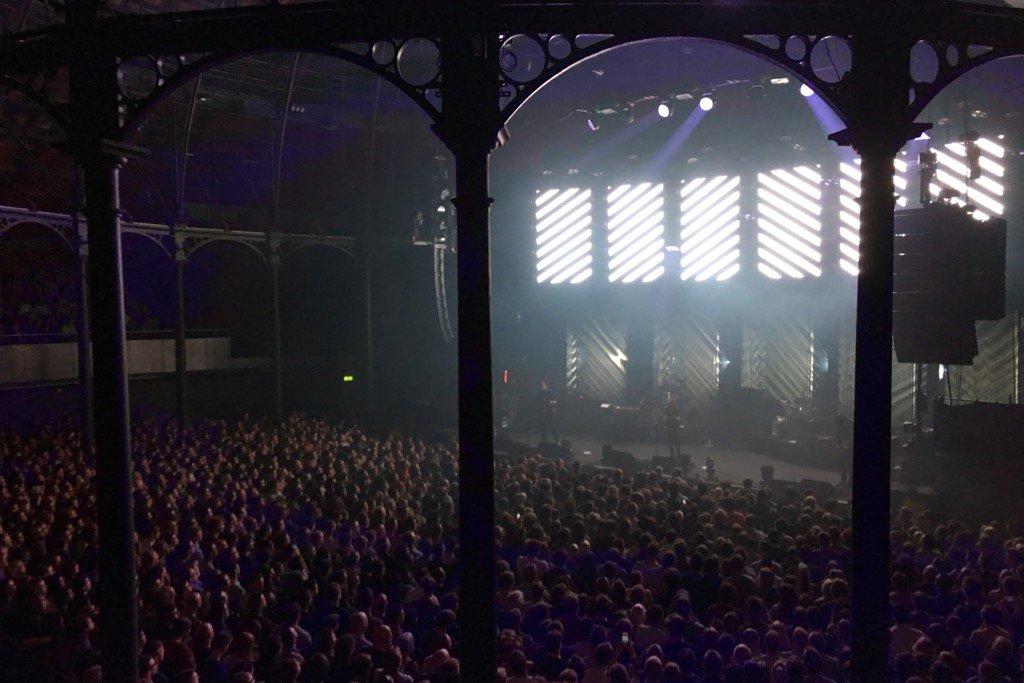 Gira 2016: Roundhouse, Londres (día 3)