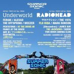 Gira 2016: Summer Sonic Festival, Tokio
