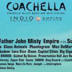 Gira 2017: Festival Coachella, Indio, California (día 1)