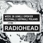 Gira 2017: Festival Open'er, Polonia