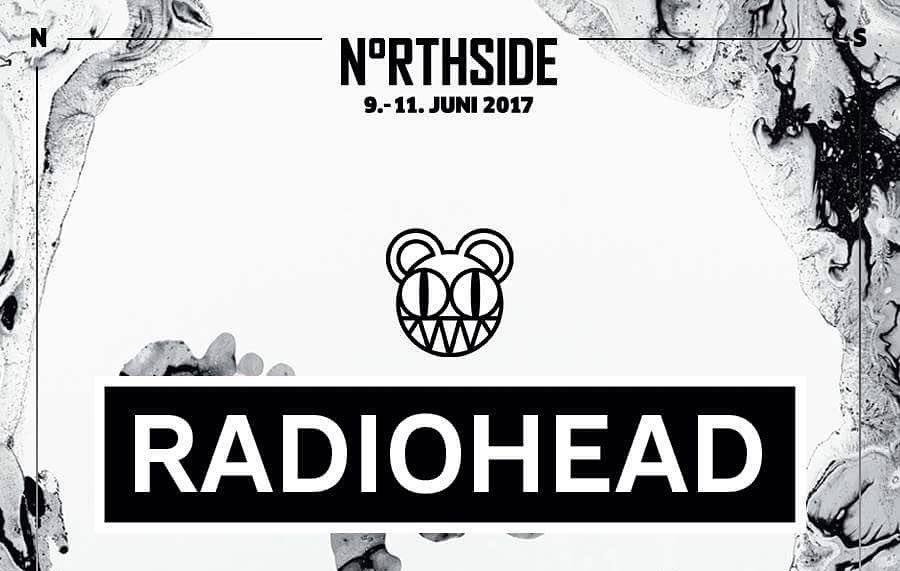 Gira 2017: Festival Northside, Dinamarca