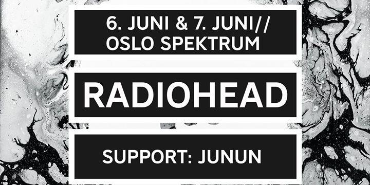 Gira 2017: Spektrum Arena, Oslo (día 2)