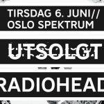 Gira 2017: Spektrum Arena, Oslo