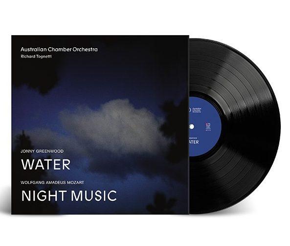 """""""Water"""" de Jonny Greenwood, en vinilo"""