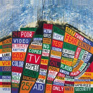 La historia no contada de las carátulas de Radiohead