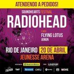 Gira 2018: Jeunnese Arena, Rio de Janeiro