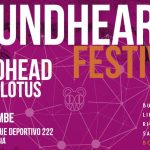Gira 2018: Soundhearts Festival, Bogotá, Colombia
