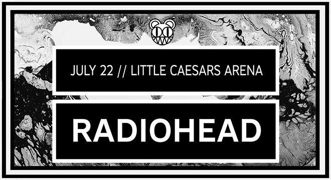 Gira 2018: Little Caesars Arena, Detroit