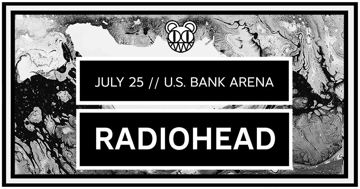 Gira 2018: US Bank Arena, Cincinnati