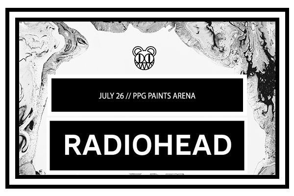 Gira 2018: PPG Paints Arena, Pittsburgh