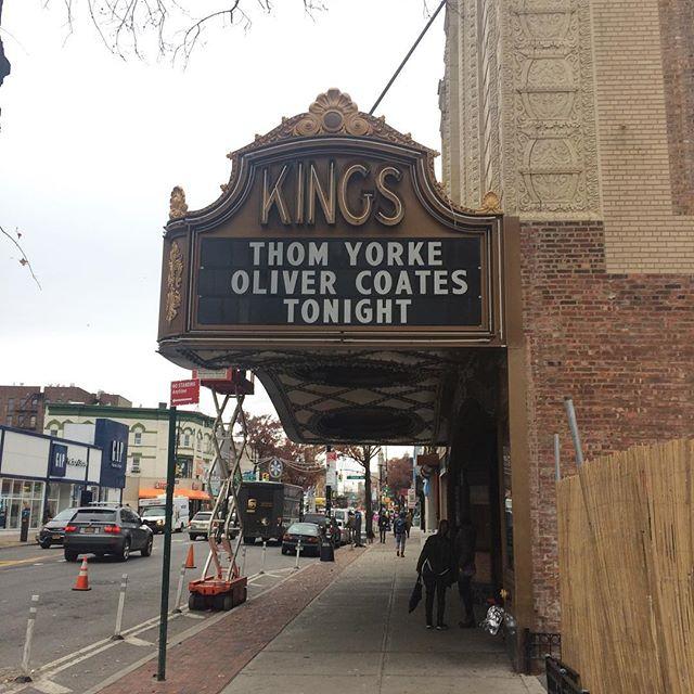 Kings Theatre [día 2] [Thom & Nigel]
