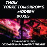 Paramount Theatre [Thom & Nigel]