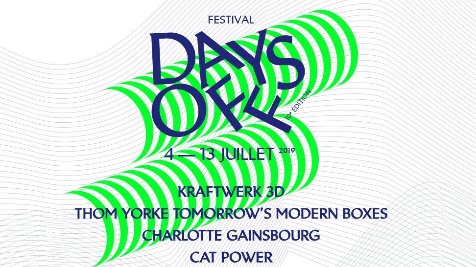 Days Off Festival, Paris (día 1) [Thom Yorke]