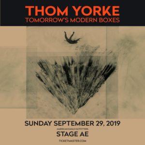 Stage AE, Pittsburgh [Thom Yorke]