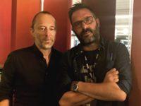 Thom Yorke & Shaun Keaveny 2019
