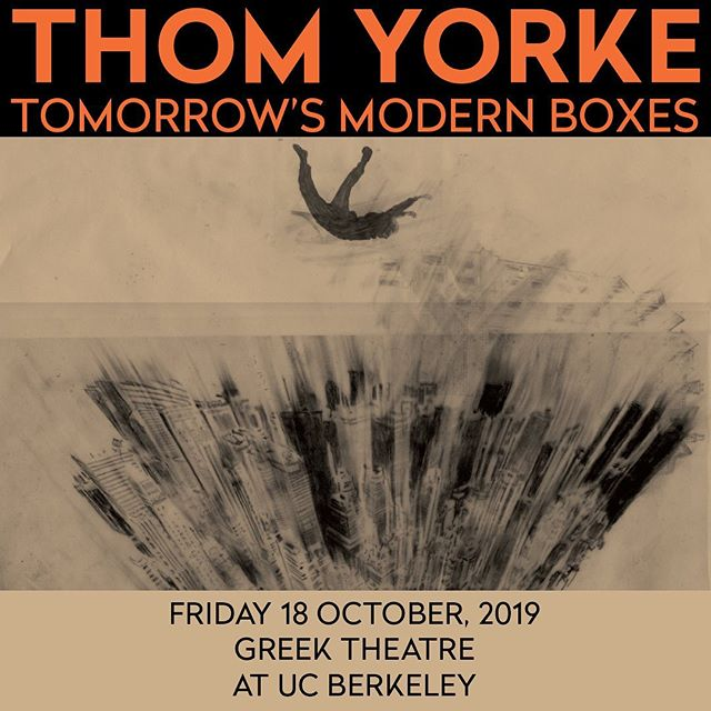 Greek Theatre, Berkeley [Thom Yorke]