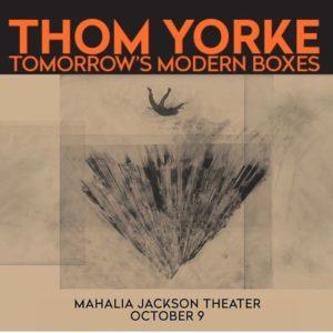 Mahalia Jackson Theater, Nueva Orleans [Thom Yorke]