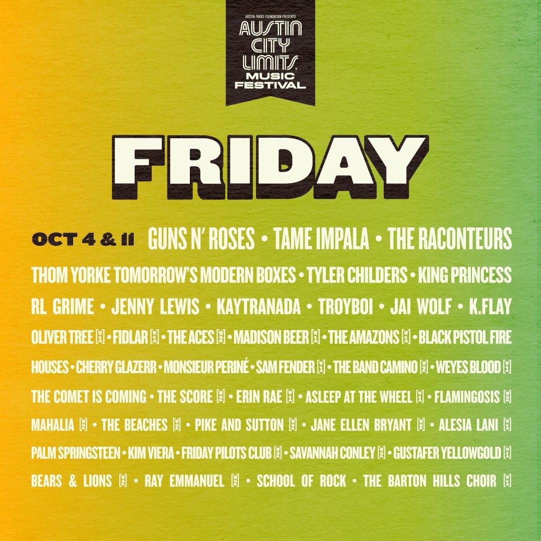 Austin City Limits Festival, Texas [Thom Yorke]