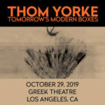 Greek Theatre (noche 1) [Thom Yorke]
