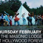 Masonic Lodge at Hollywood Forever [EOB]