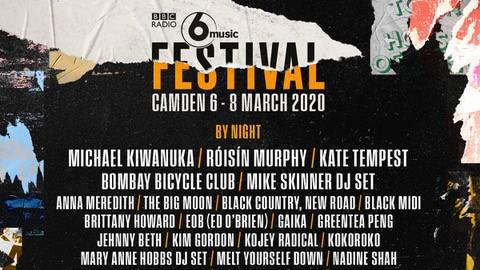 6Music Festival, Londres [EOB]
