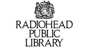 Radiohead Public Library Logo