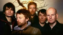 Radiohead (c) James Dimmock